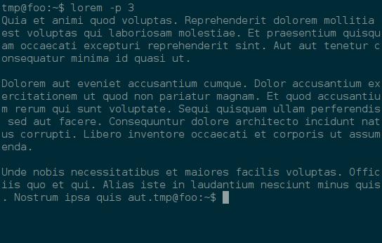 Xterm - sane defaults? - How I configured my Xterm · Parobalth
